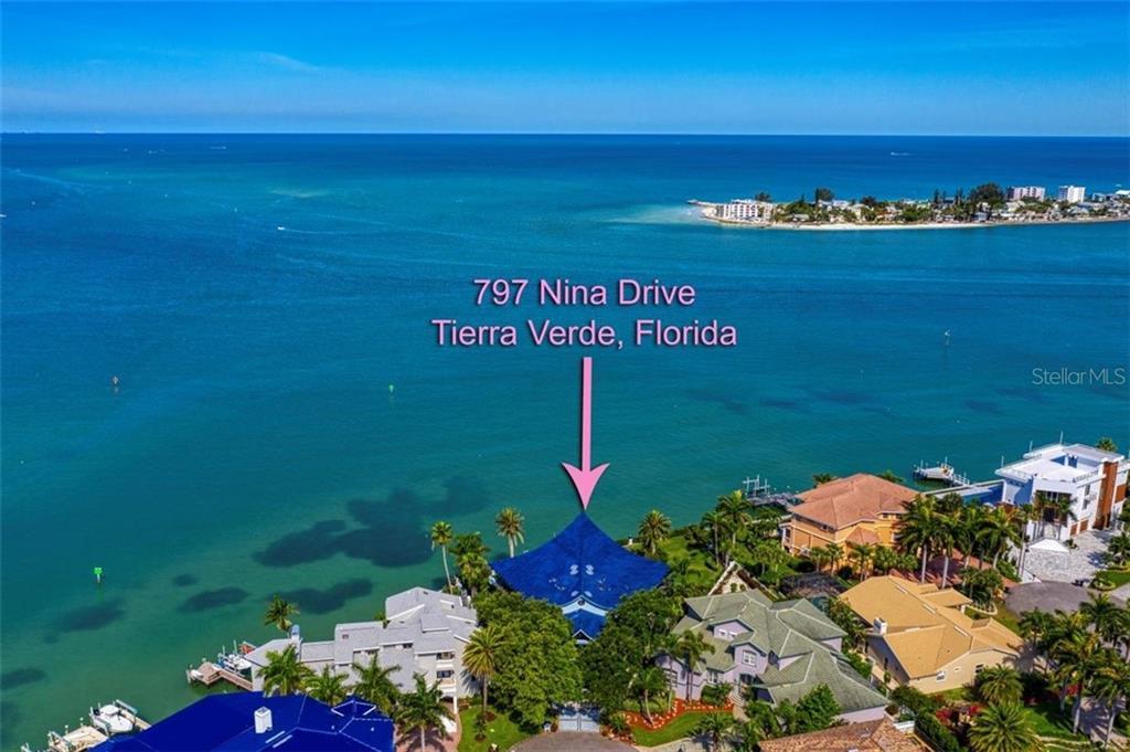 797 NINA DR Property Photo - TIERRA VERDE, FL real estate listing