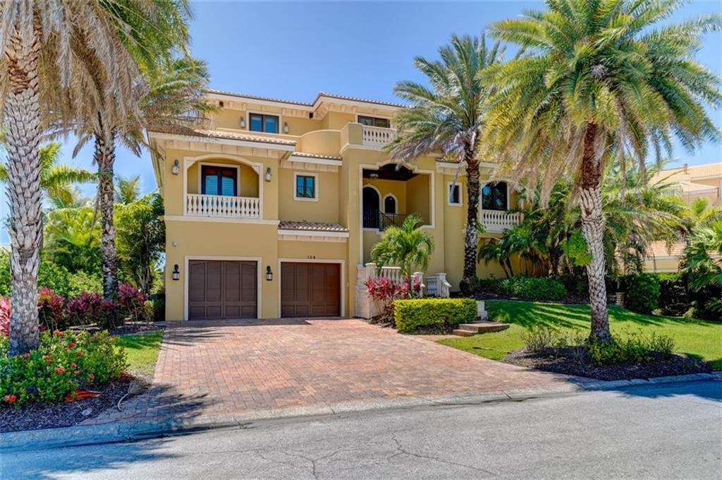 108 ALETA DR, BELLEAIR BEACH, FL 33786 - BELLEAIR BEACH, FL real estate listing