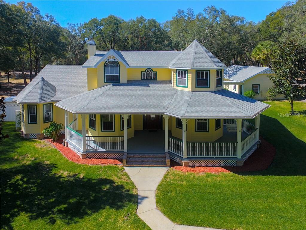 2240 OAK HILL DR, DELAND, FL 32720 - DELAND, FL real estate listing
