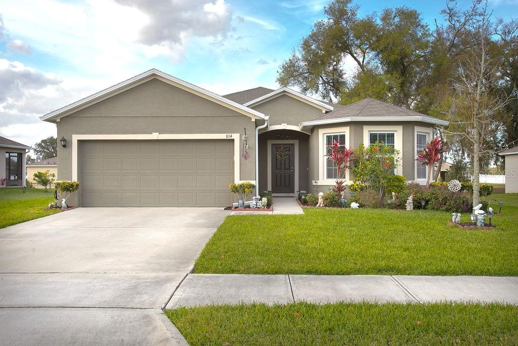 814 OAK HOLLOW LOOP, DELAND, FL 32724 - DELAND, FL real estate listing