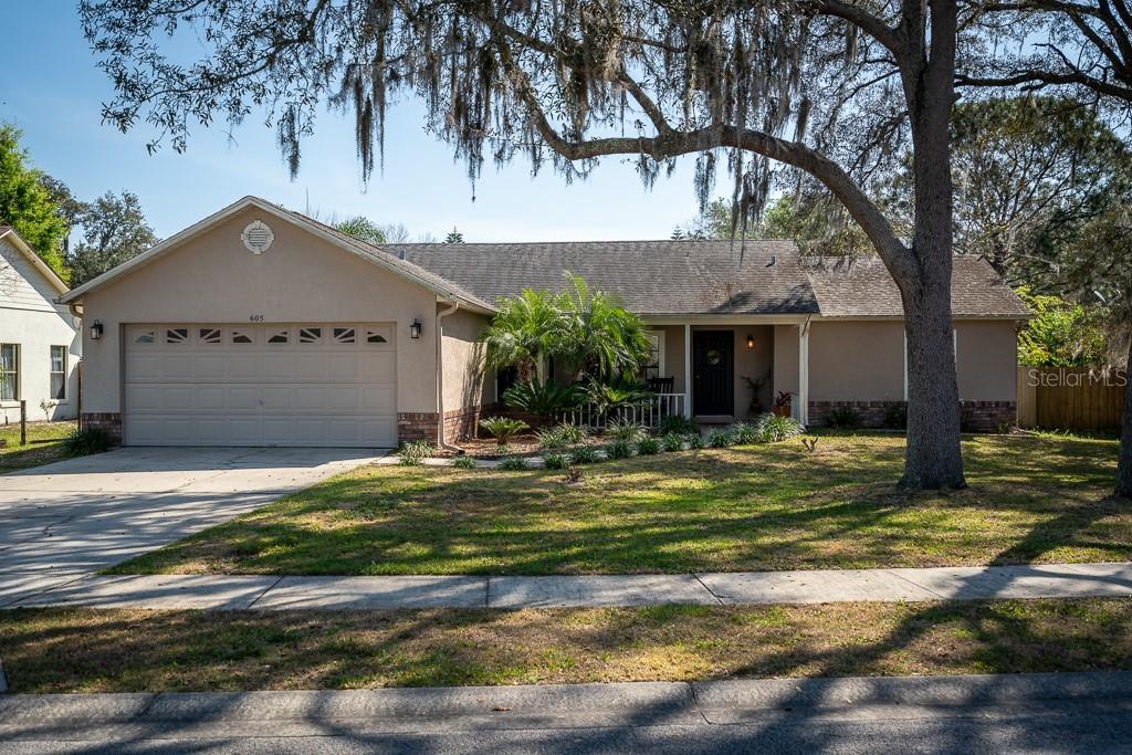 605 PLEASANT RUN DR, DELAND, FL 32724 - DELAND, FL real estate listing