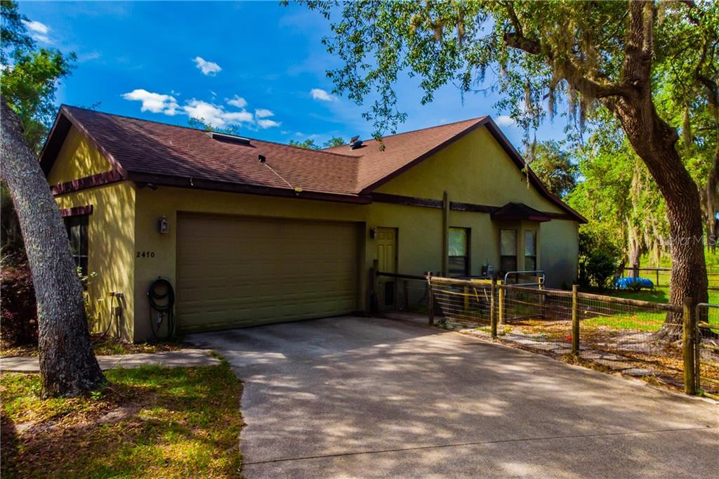 2470 PLACE POND RD Property Photo - DE LEON SPRINGS, FL real estate listing