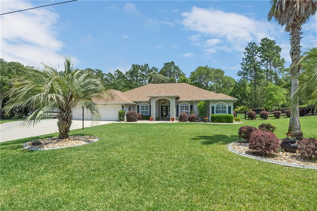 1981 W TALL OAKS DR Property Photo - BEVERLY HILLS, FL real estate listing