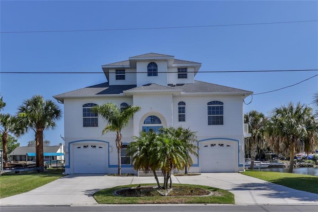 3459 FLAMINGO BLVD Property Photo - HERNANDO BEACH, FL real estate listing