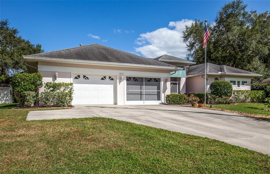 2224 S SALFORD BLVD Property Photo - NORTH PORT, FL real estate listing