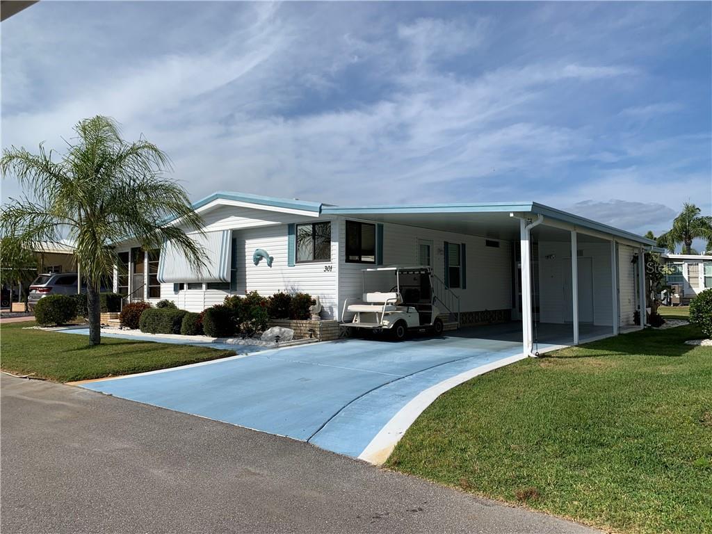 301 AVE.OF DUKES Property Photo - NOKOMIS, FL real estate listing