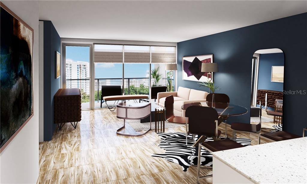 332 COCOANUT AVENUE #409 Property Photo - SARASOTA, FL real estate listing