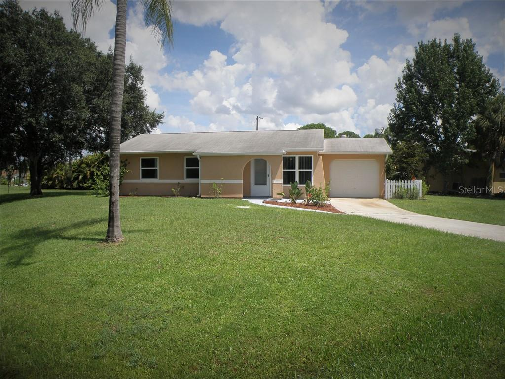 600 BEECHE TERRACE NW Property Photo - PORT CHARLOTTE, FL real estate listing