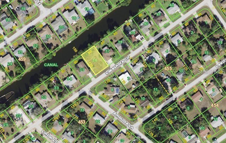 2363 Lakeshore Circle Property Photo