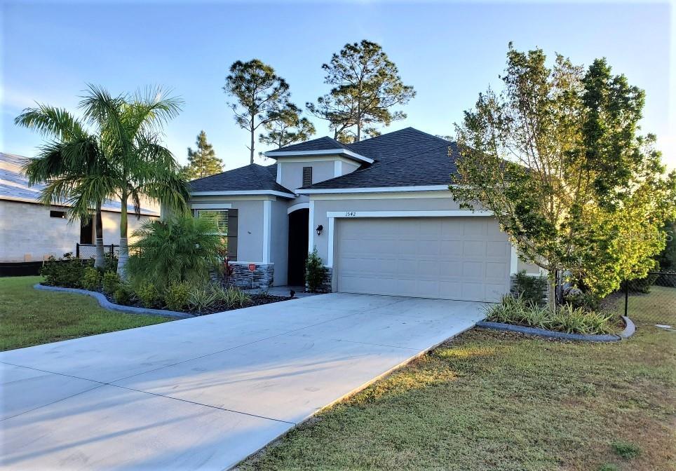 1542 CAPRICORN BOULEVARD Property Photo - PUNTA GORDA, FL real estate listing