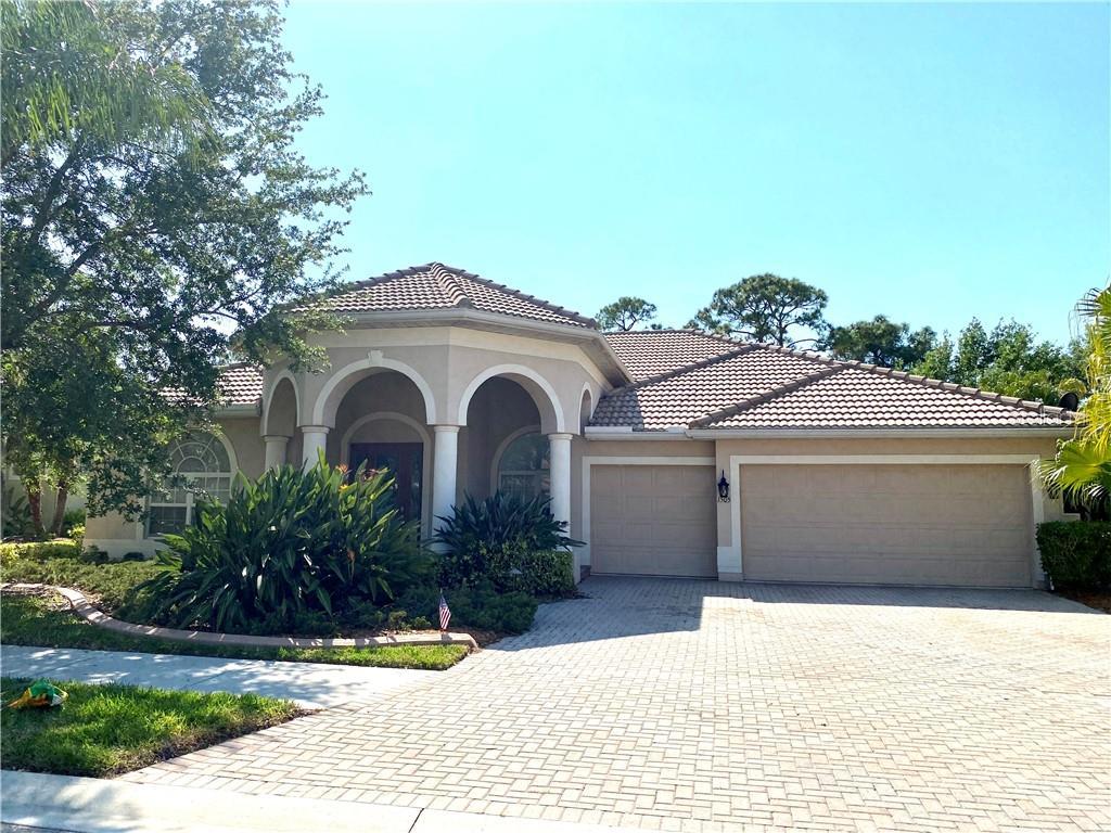 1505 CREEK NINE DRIVE Property Photo - NORTH PORT, FL real estate listing