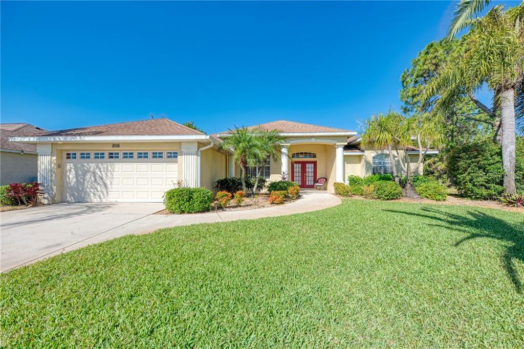 806 ROTONDA CIRCLE Property Photo - ROTONDA WEST, FL real estate listing