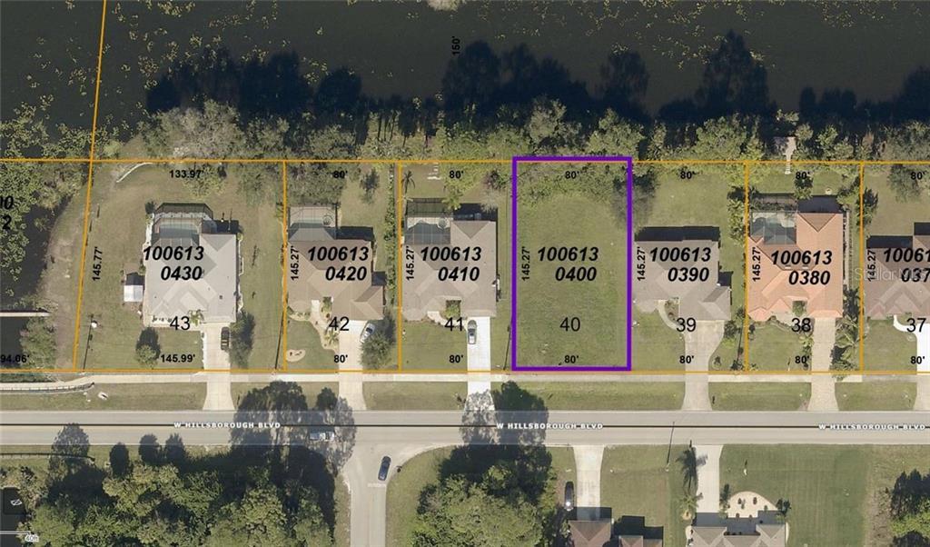 1586 W Hillsborough Boulevard Property Photo