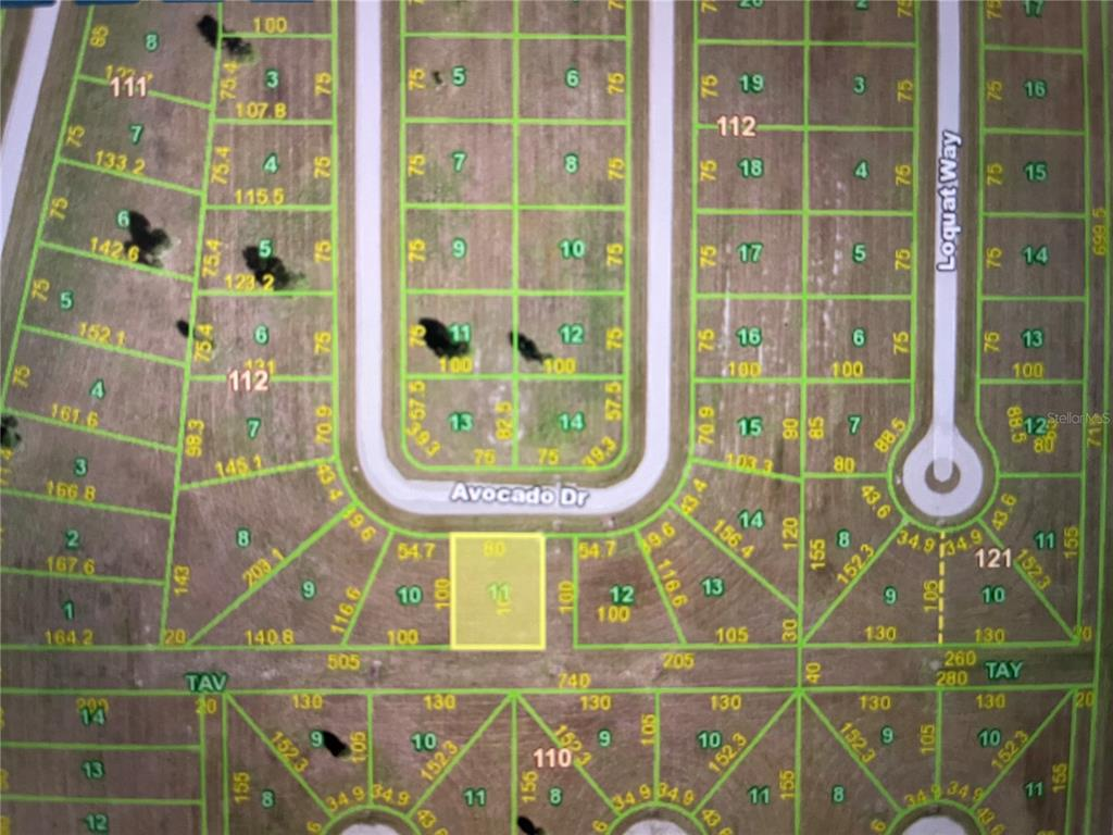 21 Avocado Drive Property Photo