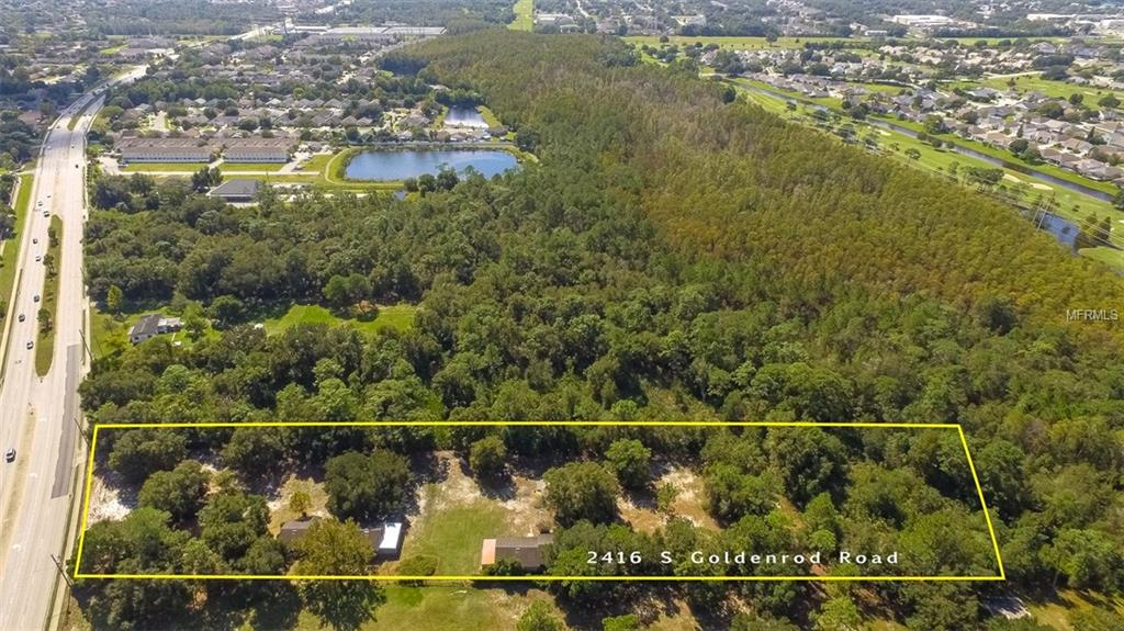 2416 S GOLDENROD RD Property Photo - ORLANDO, FL real estate listing