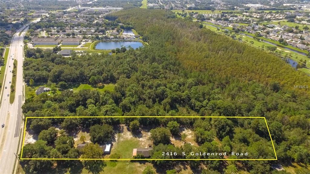 2416 S GOLDENROD ROAD Property Photo - ORLANDO, FL real estate listing