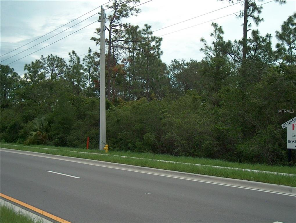 HOWLAND BLVD Property Photo - DELTONA, FL real estate listing