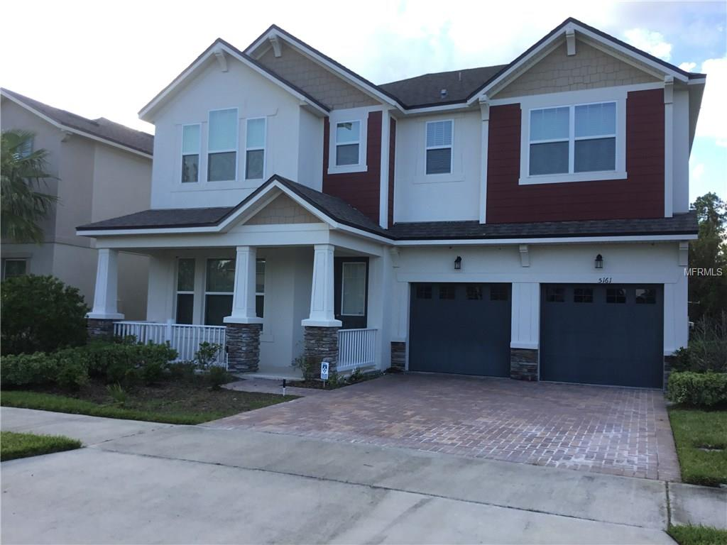 5161 DOVE TREE STREET Property Photo - ORLANDO, FL real estate listing