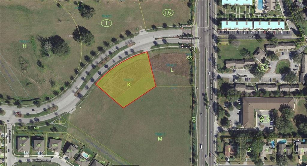 0 LEXINGTON BLVD Property Photo - SAINT CLOUD, FL real estate listing