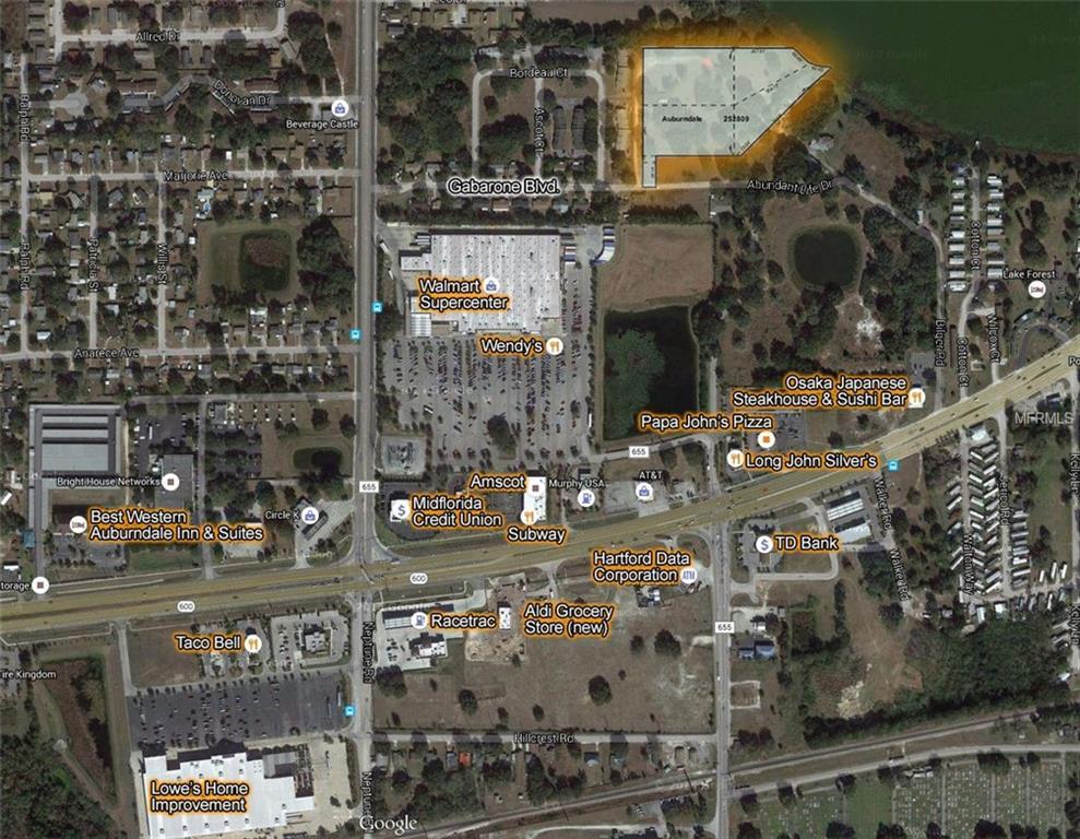 527 BERKLEY RD Property Photo - AUBURNDALE, FL real estate listing