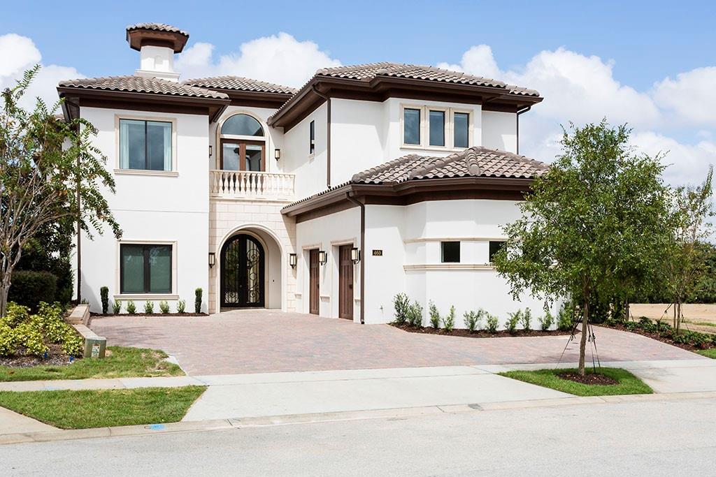 460 MUIRFIELD LOOP Property Photo - REUNION, FL real estate listing