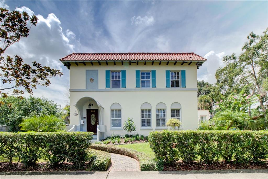 632 E LIVINGSTON ST Property Photo - ORLANDO, FL real estate listing