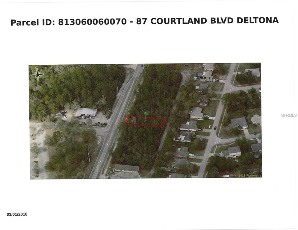 87 Courtland Boulevard Property Photo