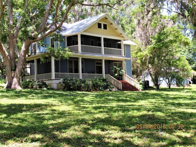 405 S PROSPECT ST Property Photo - CRESCENT CITY, FL real estate listing