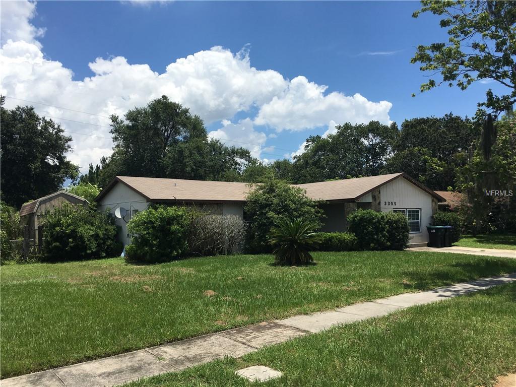 3355 CIMARRON DR Property Photo - ORLANDO, FL real estate listing