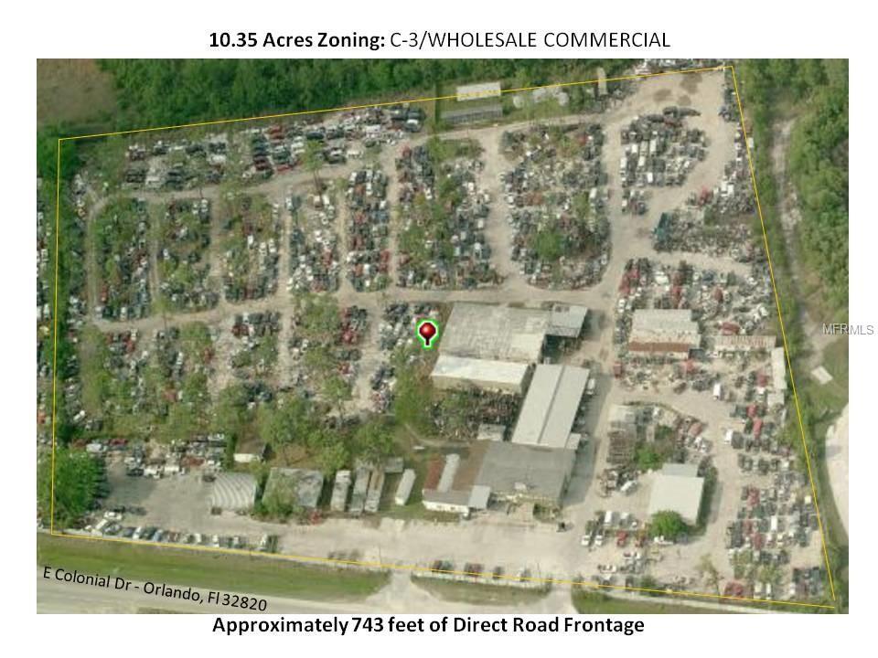 17105 E Colonial Drive Property Photo