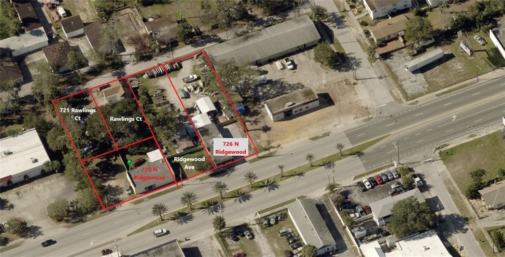 720 N Ridgewood Avenue Property Photo