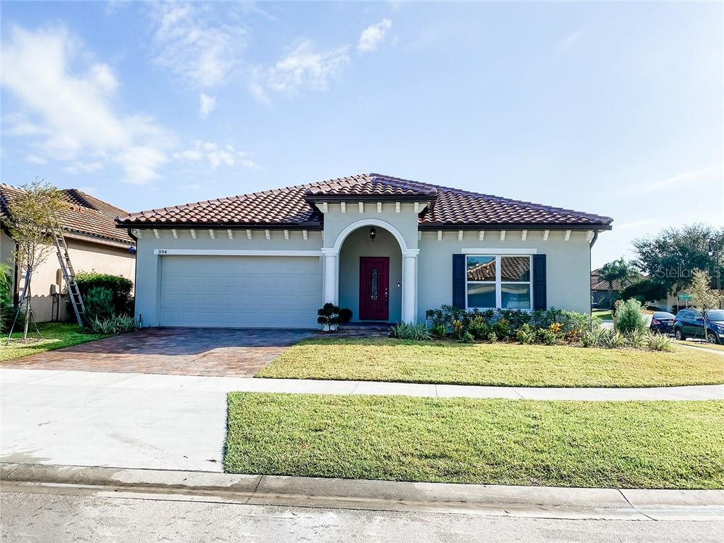 394 VILLA SORRENTO CIR Property Photo - HAINES CITY, FL real estate listing