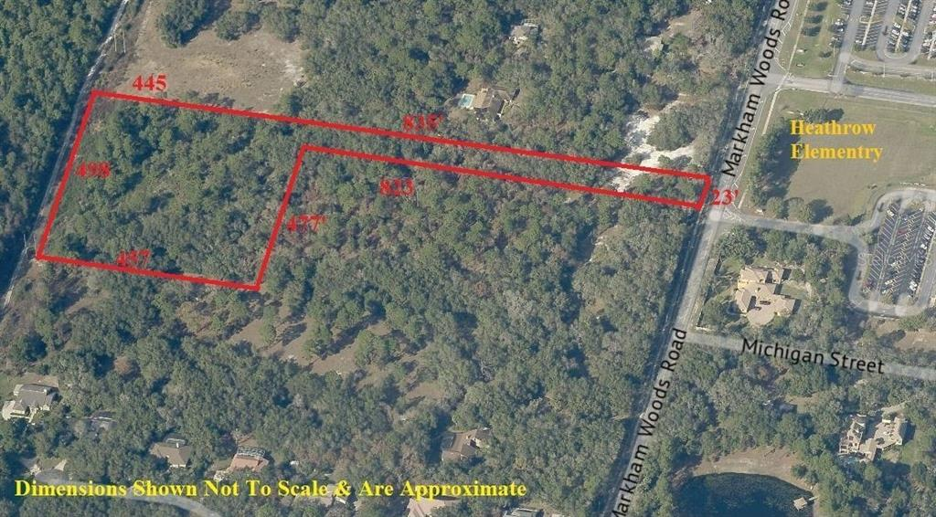 MARKHAM WOODS ROAD Property Photo - LAKE MARY, FL real estate listing