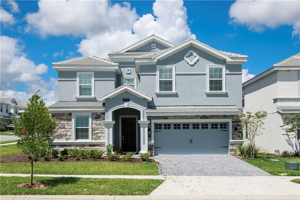 1598 SANDBAGGER DRIVE Property Photo - CHAMPIONS GATE, FL real estate listing