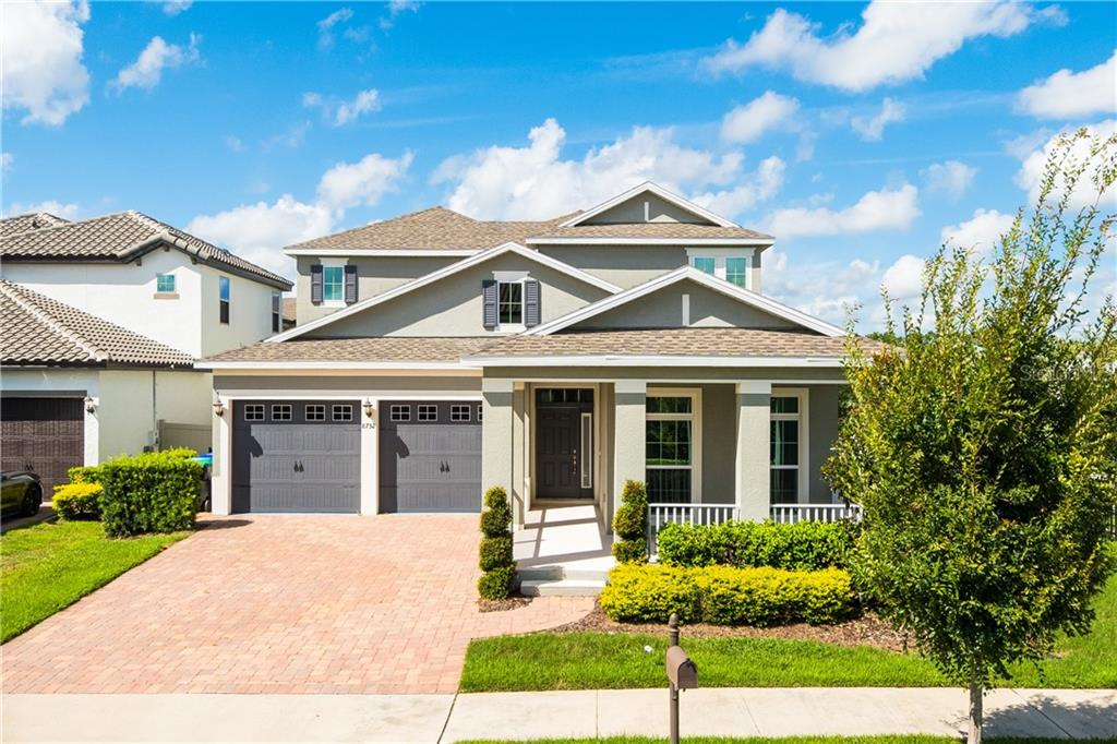 8752 POWDER RIDGE TRL Property Photo - WINDERMERE, FL real estate listing