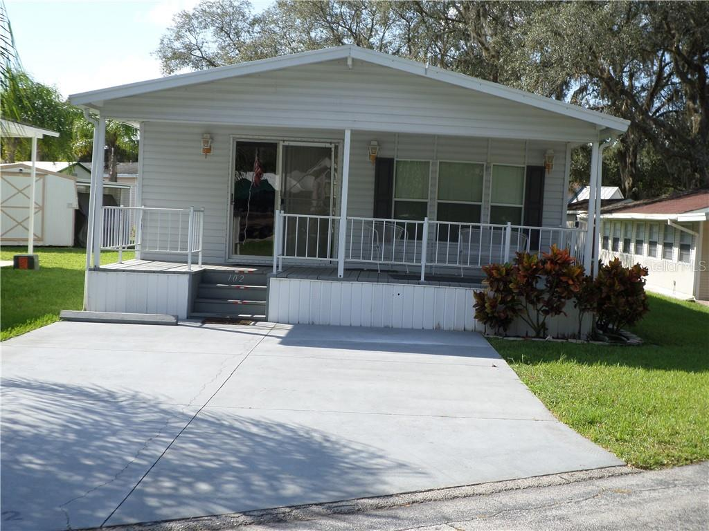 102 LONG HAMMOCK DRIVE Property Photo - RIVER RANCH, FL real estate listing