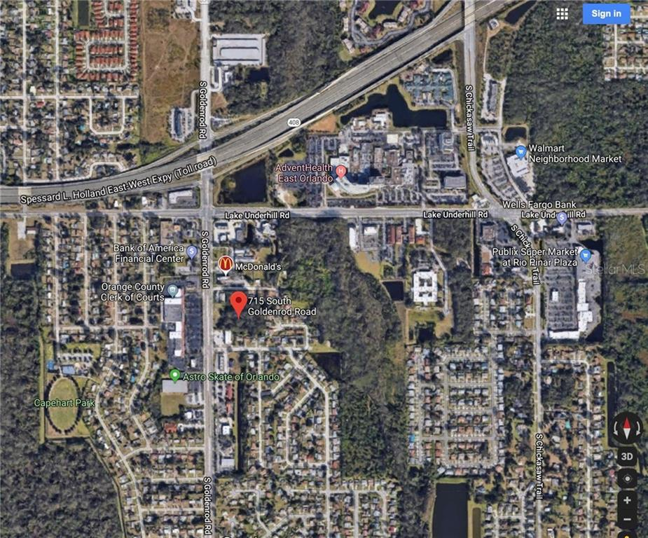 715 S GOLDENROD RD Property Photo - ORLANDO, FL real estate listing