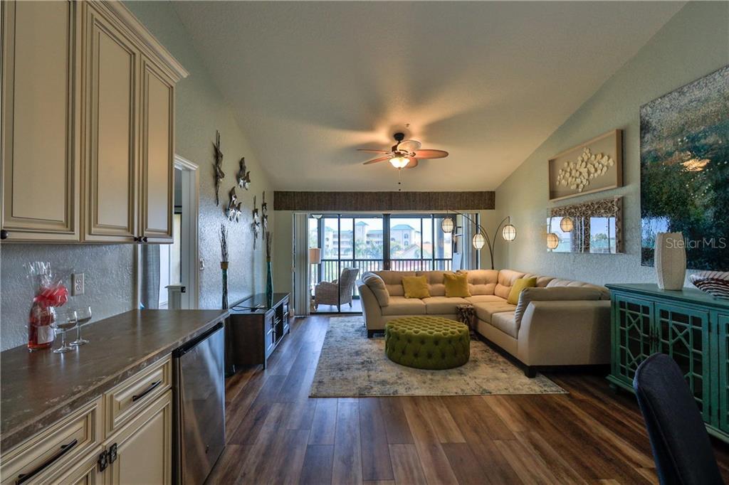 449 BOUCHELLE DRIVE #302 Property Photo - NEW SMYRNA BEACH, FL real estate listing