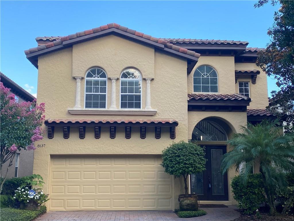 8137 VIA ROSA Property Photo - ORLANDO, FL real estate listing