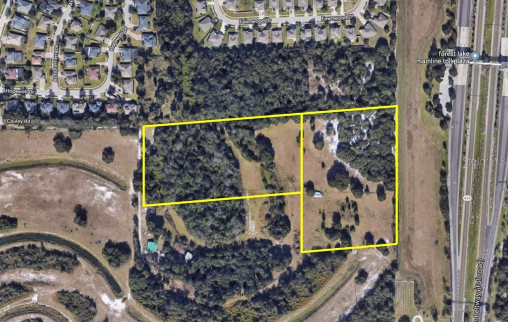 1850 & 1802 CAULEY RD Property Photo - OCOEE, FL real estate listing