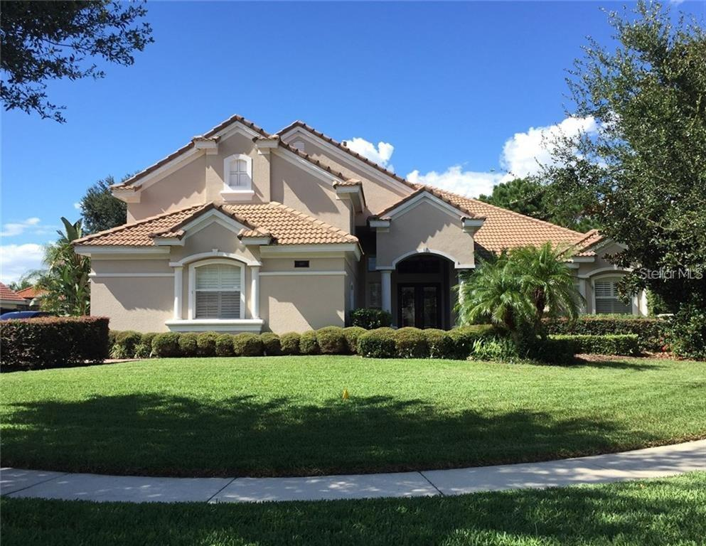 1607 GLENWICK DRIVE Property Photo - WINDERMERE, FL real estate listing