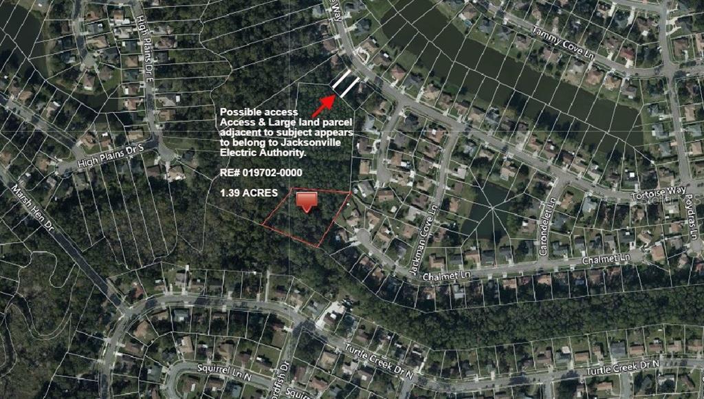 0 TURTLE CREEK DR N Property Photo - JACKSONVILLE, FL real estate listing