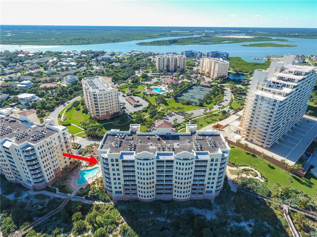 255 MINORCA BEACH WAY #806 Property Photo - NEW SMYRNA BEACH, FL real estate listing