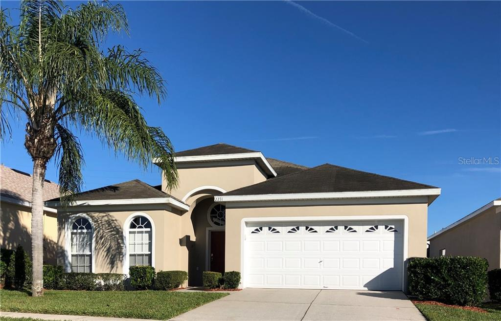 2231 WYNDHAM PALMS WAY Property Photo - KISSIMMEE, FL real estate listing