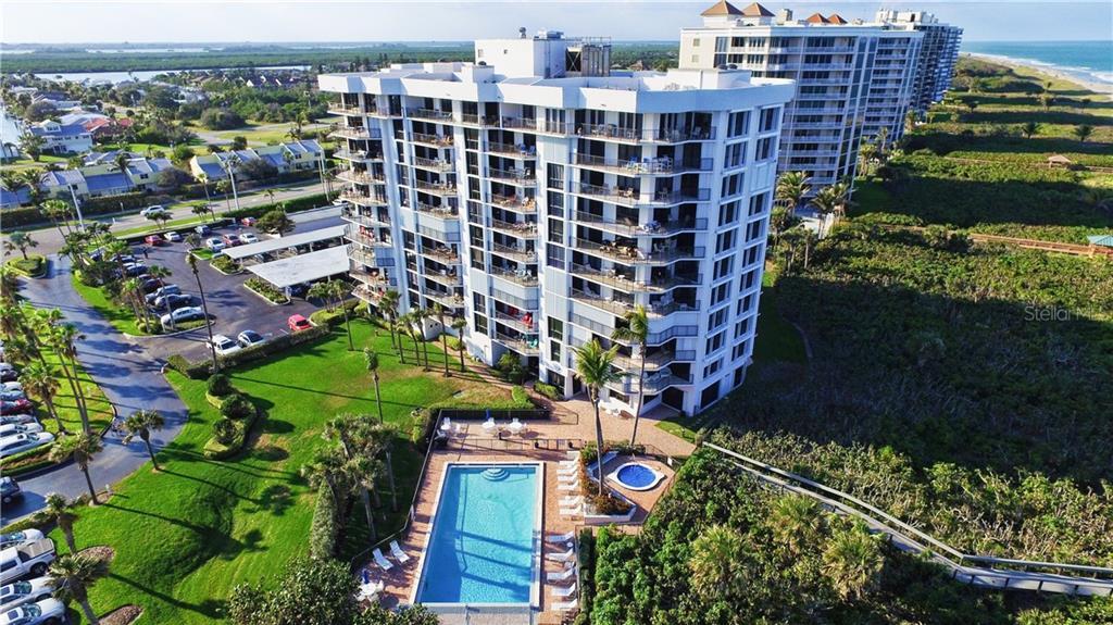 2800 N HWY A1A #607 Property Photo - HUTCHINSON ISLAND, FL real estate listing