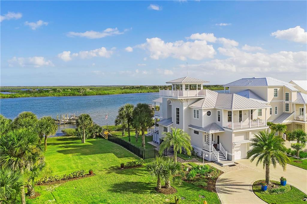 615 RIVERSIDE LANDING DR Property Photo - OAK HILL, FL real estate listing