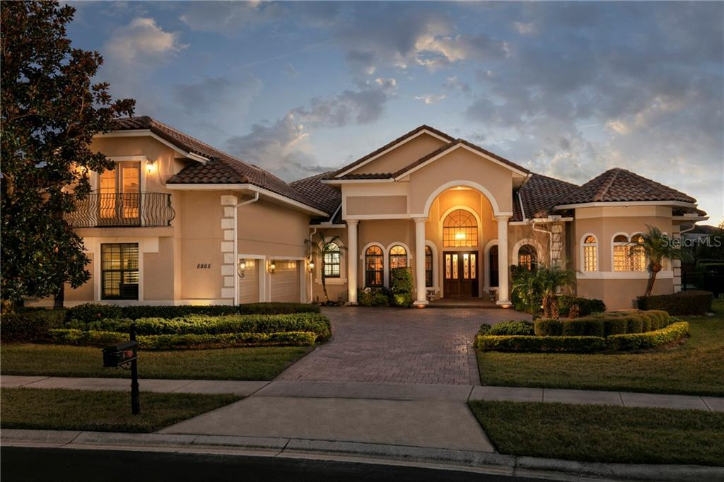8865 CYPRESS RESERVE CIR Property Photo - ORLANDO, FL real estate listing