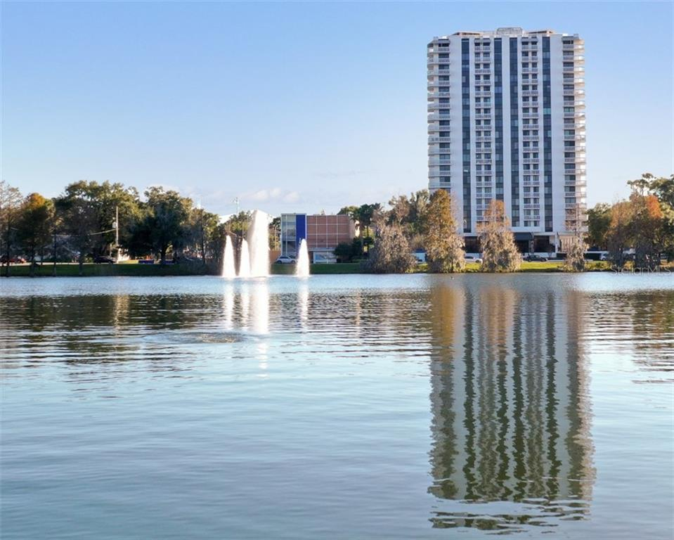 400 E COLONIAL DR #1707, Penthouse Property Photo - ORLANDO, FL real estate listing