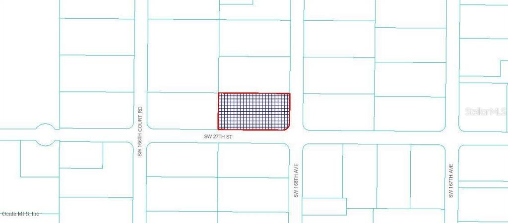 0 SW 168TH AVENUE Property Photo - OCALA, FL real estate listing