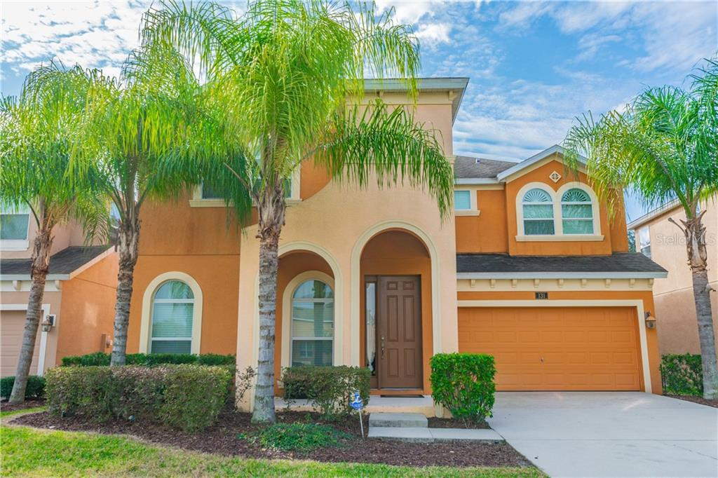 131 LAS FUENTES DRIVE Property Photo - KISSIMMEE, FL real estate listing